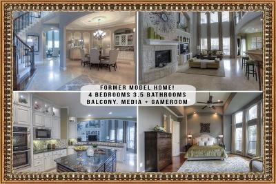 Houston TX Single Family Home For Sale: $528,888