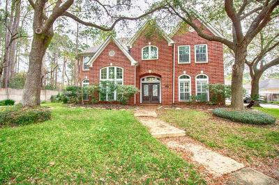 Houston Single Family Home For Sale: 4018 N Water Iris Court