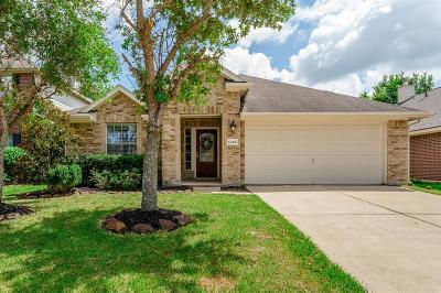 Houston Single Family Home For Sale: 12415 Gershwin Oak Street