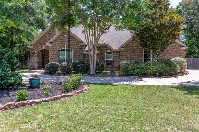 Montgomery Single Family Home For Sale: 8935 Catamaran Way
