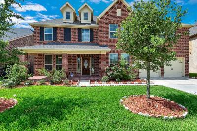 Katy Single Family Home For Sale: 26915 Lindenwood Creek Lane