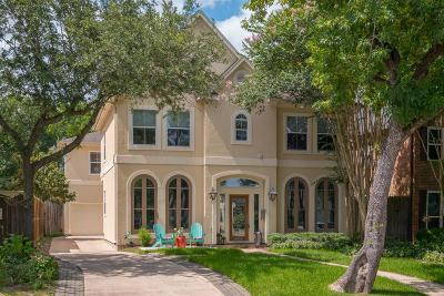 Bellaire Single Family Home For Sale: 4924 Laurel Street