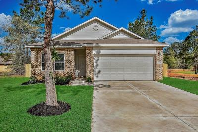 Magnolia Single Family Home For Sale: 30539 Pleasant Oaks Drive