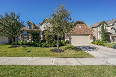 Katy Single Family Home For Sale: 5118 Red Burr Oak Trl