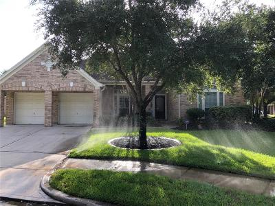 Cinco Ranch Single Family Home For Sale: 26311 Shady Walk Lane
