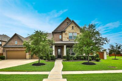 Cypress Single Family Home For Sale: 10419 Three Rivers Way