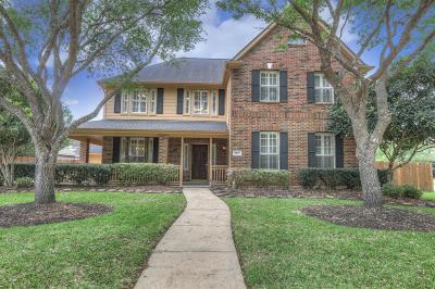 Friendswood Single Family Home For Sale: 2877 Match Point Lane
