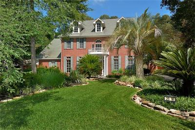 The Woodlands Single Family Home For Sale: 25 W Wedgewood Glen