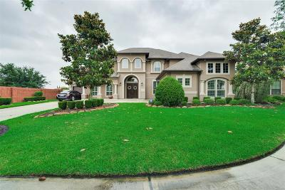 Sugar Land, Sugarland Single Family Home For Sale: 5006 Bridgeton Place Lane