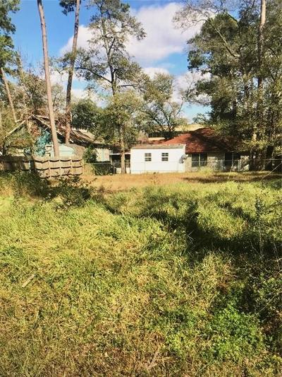 Houston Residential Lots & Land For Sale: 17510 Mossforest Drive