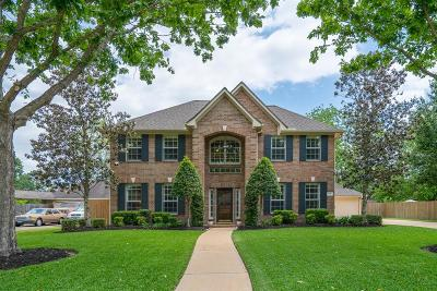 Friendswood Single Family Home For Sale: 313 Melodywood Drive