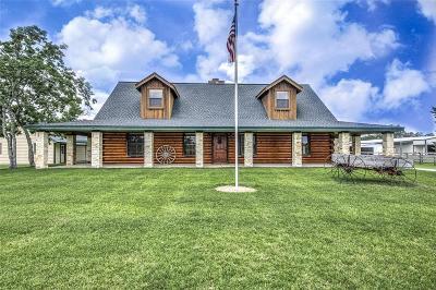 Santa Fe Single Family Home For Sale: 11200 33rd Street