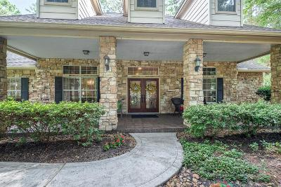 Magnolia Single Family Home For Sale: 32219 Edgewater Drive