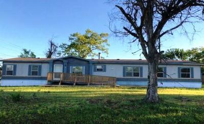 Grimes County Single Family Home Pending: 603 Fm 379