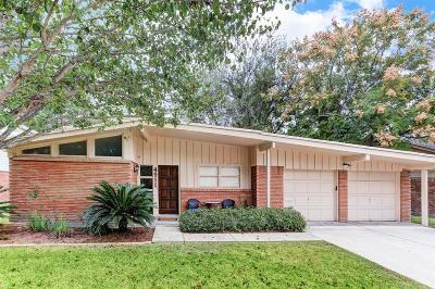 Houston Single Family Home For Sale: 4911 Yarwell Drive