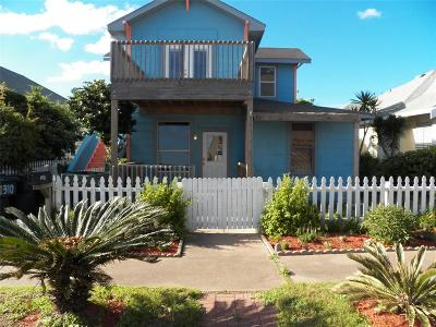 Galveston Multi Family Home For Sale: 1310 Avenue N 1/2