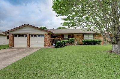 Deer Park Single Family Home For Sale: 2410 Lufkin Lane