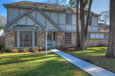 Conroe Single Family Home For Sale: 713 N Rivershire Drive