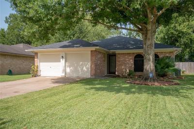 Humble Single Family Home For Sale: 15907 Marsh Hawk Street