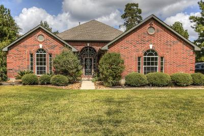 Montgomery Single Family Home For Sale: 15594 Guinevere Lane