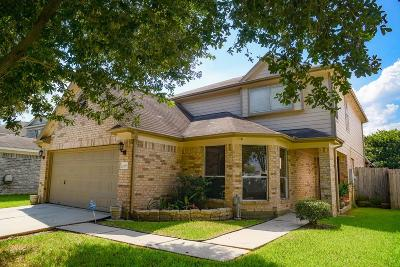 Channelview Single Family Home For Sale: 1439 Taverton Drive