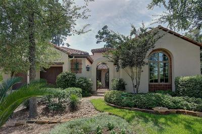 The Woodlands Single Family Home For Sale: 11 Ivy Castle Court