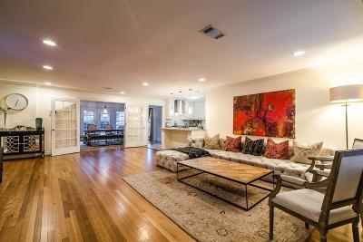 Houston Single Family Home For Sale: 4651 Richmond Avenue