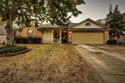 Willis Single Family Home For Sale: 12377 Taurus Drive