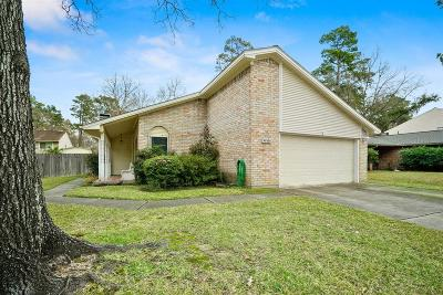 Spring Single Family Home For Sale: 25402 Beaverwood Drive