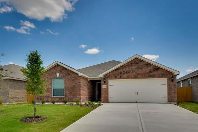 Conroe Single Family Home For Sale: 7626 Dragon Pearls Lane