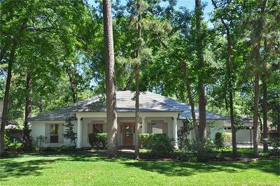 Kingwood Single Family Home For Sale: 2015 Laurel Hill