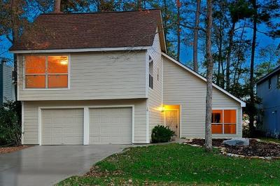 The Woodlands Single Family Home For Sale: 18 N Timber Top Drive