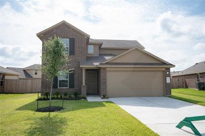 Tomball Single Family Home For Sale: 23614 Eldarica Pine Court
