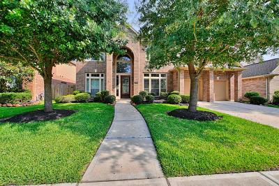 Katy Single Family Home For Sale: 25618 Tower Side Lane
