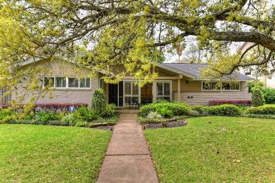 Houston Single Family Home For Sale: 3603 Tartan Lane