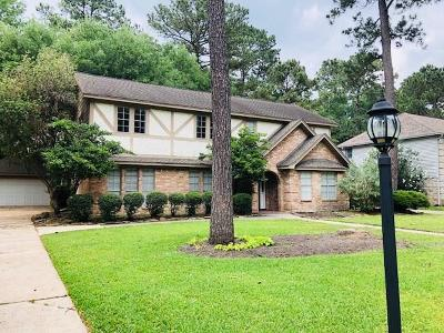 Spring Single Family Home For Sale: 6602 Castle Pine Lane
