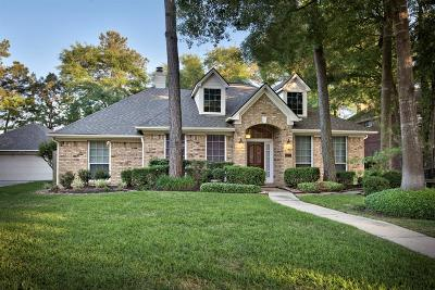 Spring Single Family Home For Sale: 3619 Walnut Forest Lane