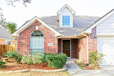 Tomball Single Family Home For Sale: 11518 Arroyo Creek Lane