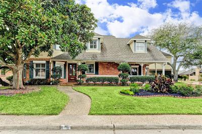Galveston Single Family Home For Sale: 17 Park Lane