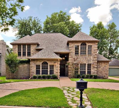 Houston Single Family Home For Sale: 14111 N Suddley Castle