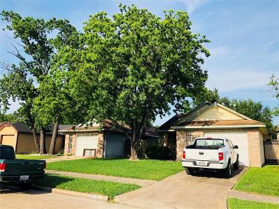 Channelview Single Family Home For Sale: 1122 Holbech Lane