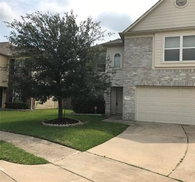 Harris County Rental For Rent: 5002 Hickory Burl Court