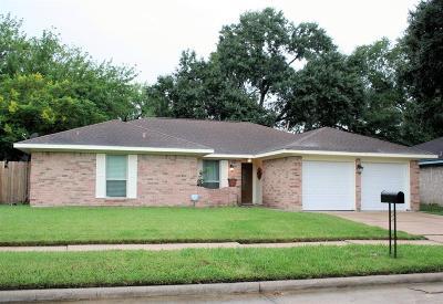 Pasadena Single Family Home For Sale: 4302 Arapajo Street