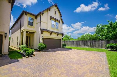 Houston Single Family Home For Sale: 2839 Shadow Woods Court