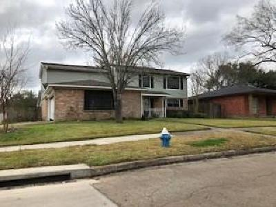 Sugar Land Single Family Home For Sale: 10426 Cedartowne Lane