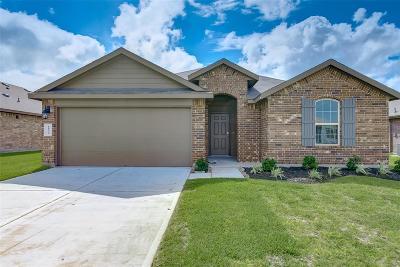 Rosenberg Single Family Home For Sale: 1830 Gibbons Creek Drive