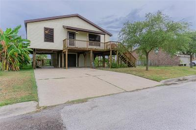 Galveston TX Single Family Home For Sale: $224,900