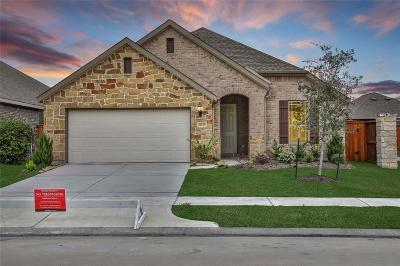 Single Family Home For Sale: 8930 Texas Honeysuckle Trail