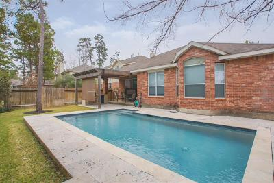 The Woodlands Single Family Home For Sale: 23 Bryce Branch Circle