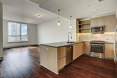 Conroe, Houston, Montgomery, Pearland, Spring, The Woodlands, Willis Rental For Rent: 5280 Caroline Street #1207